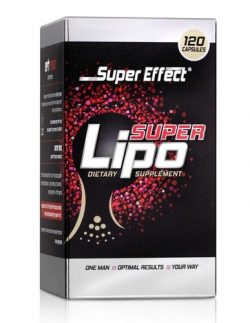 שורף שומן סופר ליפו SUPER LIPO SUPER EFFECT