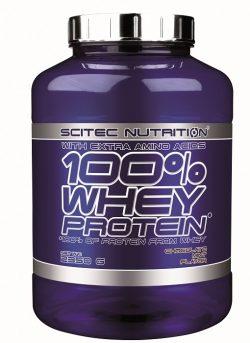 אבקת חלבון סייטק | scitec nutrition